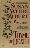 Thyme of Death (China Bayles, #1)