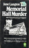 The Memorial Hall Murder (Homer Kelly, #3)
