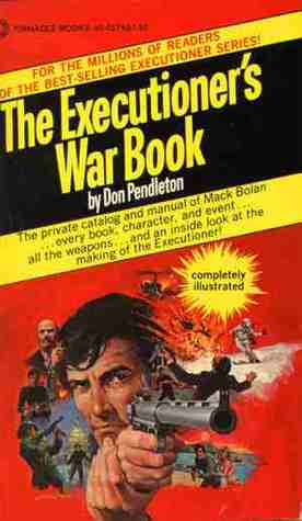 The Executioner's War Book (Mack Bolan, The Executioner)