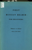 First Russian Reader for Beginners by Rebecca A. Domar