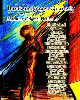 Bards and Sages Quarterly, Volume 2 #3 (July 2010)