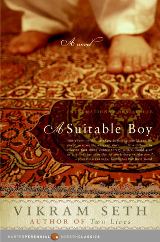 A Suitable Boy (A Suitable Boy, #1)