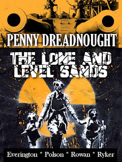 Penny Dreadnought: The Lone and Level Sands