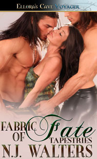 Fabric of Fate by N.J. Walters