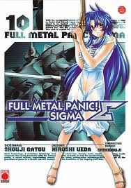 Full Metal Panic! Sigma, Vol. 10 by Shouji Gatou