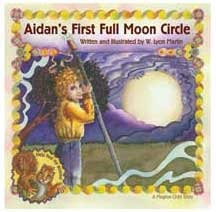 Aidan's First Full Moon: A Magical Child Story