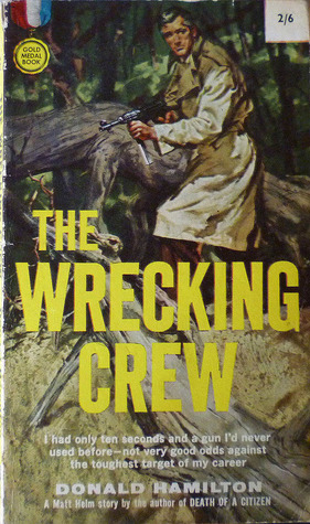 The Wrecking Crew by Donald Hamilton