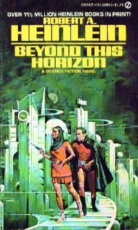 Beyond This Horizon by Robert A. Heinlein