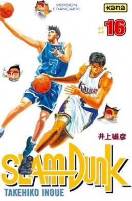 Slam Dunk, Tome 16