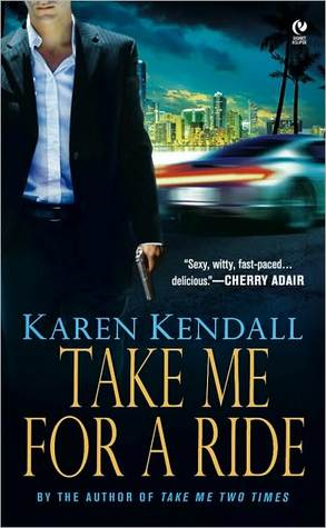 Take Me for a Ride (ARTemis, Inc. #3)