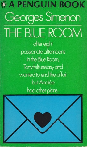 The Blue Room by Georges Simenon