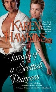 The Taming of a Scottish Princess by Karen Hawkins