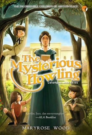 The Mysterious Howling: Lolongan Misterius