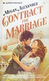 Contract for Marriage (Harlequin Superromance No. 17)