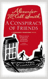 A Conspiracy Of Friends (Corduroy Mansions, #3)