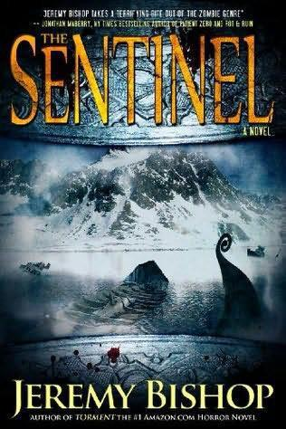 The Sentinel (Jane Harper Horror Novels #1)