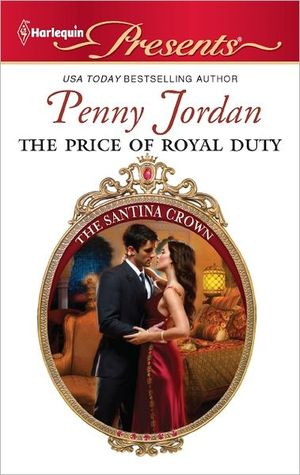 The Price of Royal Duty by Penny Jordan