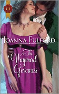 The Wayward Governess by Joanna Fulford