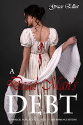 A Dead Man's Debt by Grace Elliot