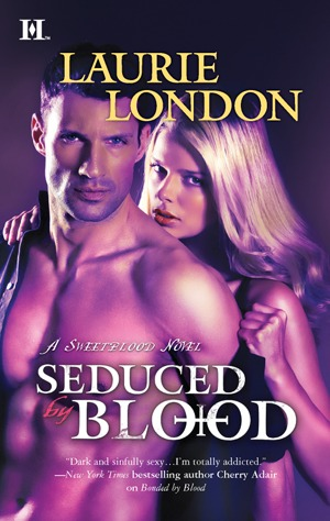 Seduced by Blood by Laurie London