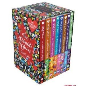 The Princess Diaries Collection by Meg Cabot