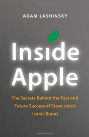 Inside Apple by Adam Lashinsky