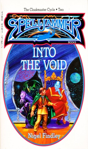 Into the Void by Nigel Findley