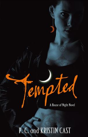Tempted (House of Night #6)