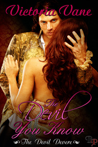 The Devil You Know by Victoria Vane