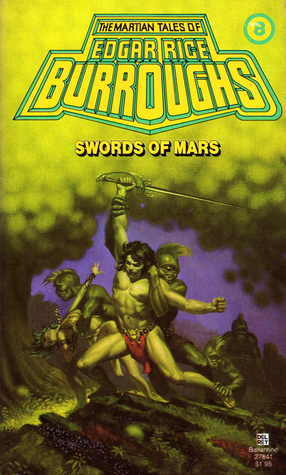 Swords of Mars (Barsoom, #8)