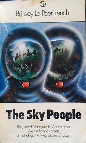 The Sky People by Brinsley Le Poer Trench