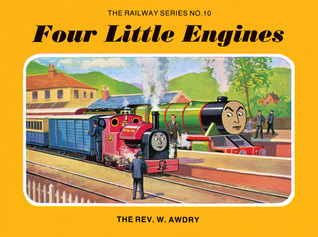 Four Little Engines by Wilbert Awdry