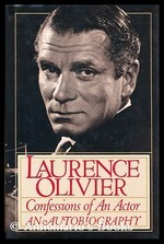 Confessions of an Actor by Laurence Olivier