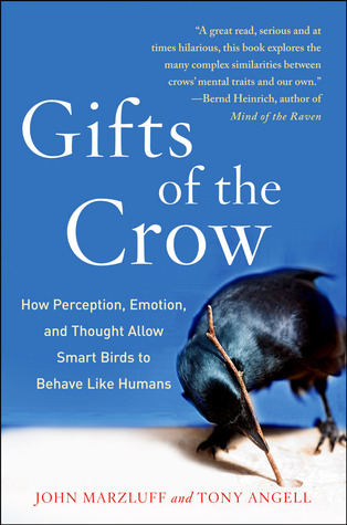 Gifts of the Crow by John M. Marzluff