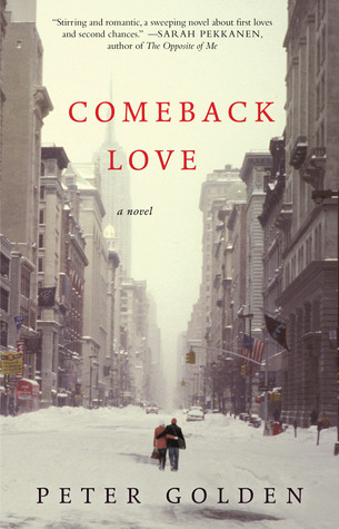 Comeback Love by Peter Golden