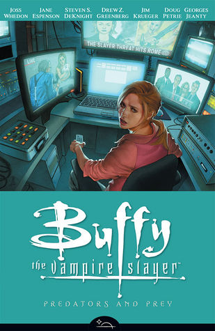 Buffy the Vampire Slayer: Predators and Prey (Buffy the Vampire Slayer: Season 8 #5)