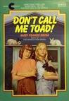 Don't Call Me Toad!