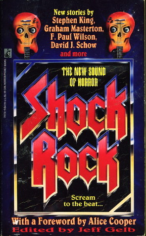 Shock Rock, Volume I by Jeff Gelb