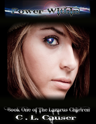 Power Within (The Lazarus Children #1)