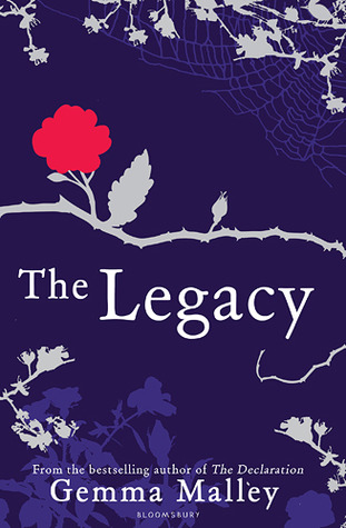 The Legacy by Gemma Malley