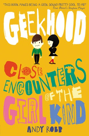 Close Encounters of the Girl Kind by Andy    Robb