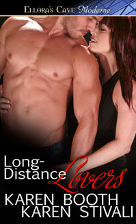 Long Distance Lovers by Karen Booth
