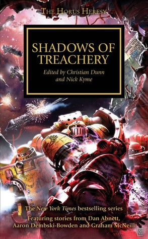 Shadows of Treachery by Christian Dunn
