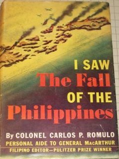 summary of i am a filipino by carlos p romulo I am a filipino–inheritor of a glorious past i am a filipino, by carlos p romulo about and the presidential museum and library.