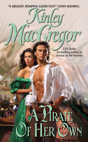 A Pirate of Her Own (Sea Wolves, #2)
