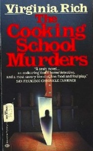 The Cooking School Murders by Virginia Rich