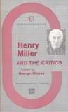 Henry Miller and the Critics