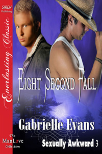 Eight Second Fall by Gabrielle Evans