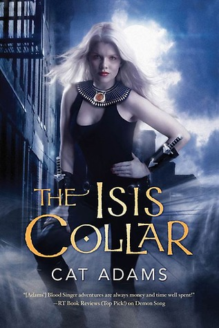 The Isis Collar by Cat Adams