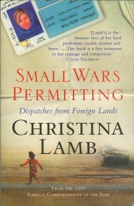 Small Wars Permitting by Christina Lamb
